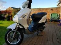 Piaggio fly 50cc moped