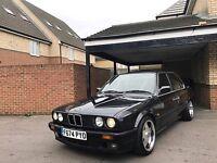 BMW 325i SE E30 MANUAL VGC FSH