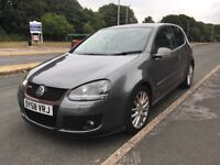 Golf 2.0 tdi gt sport,long mot,103000 miles,black leather upholstery,