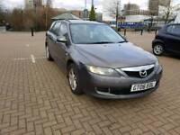 2006 Mazda6 2.0L petrol estate.6 speed,FSH,1year MOT 3/19&Taxed