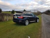 BMW X5 E70 3.0D AUTO 7 SEATER MINT MAY P/X PX SWAP