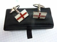 Lovely pair of England Cufflinks