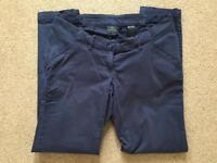 Next blue maternity chinos size 10R