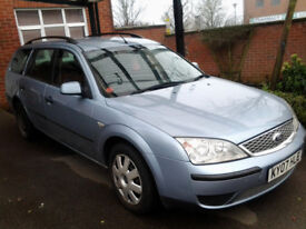 ford mondeo estate, spares or repairs