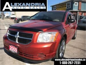2009 Dodge Caliber SXT/safety included