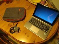 Asus touchscreen laptop
