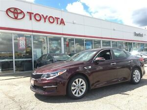 2016 Kia Optima LX+, Push Start, Proxy Entry, Memory