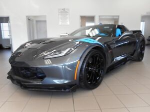 2017 Chevrolet CORVETTE GRAND SPORT COUPE 3LT (3LT) GRAND SPORT