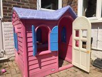 Little Tykes Country Cottage playhouse