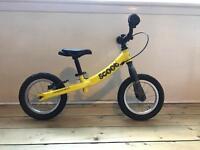 Kids Scoot balance bike