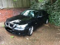 BMW 5 SERIES 520d E46 2006 MANUAL SPARES OR REPAIR