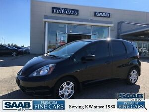 2012 Honda Fit ACCIDENT FREE  LOW KM'S 59, 558 CRUISE BLUETOOTH
