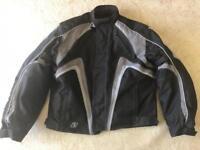 LEWIS MOTORCYCLE WATERPROOF JACKET XXXL/XXL