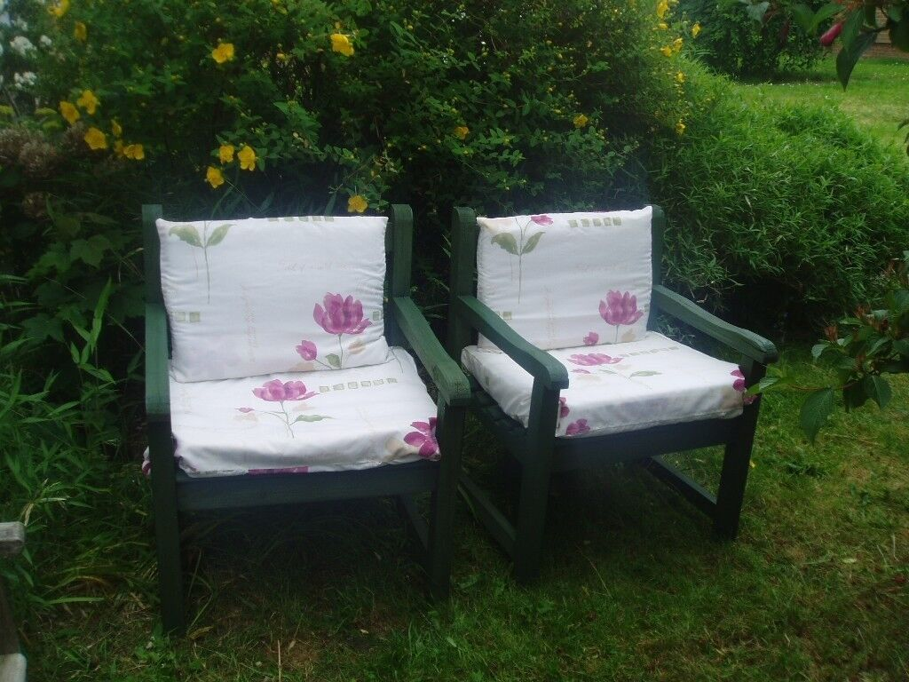 Jack and jill type garden seating redhill