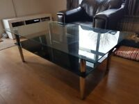 Barker and Stonehouse coffee table