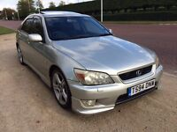 1999 Lexus IS200 Sport - Factory Fitted TRD Bodykit - 2x Keys - Spares or Repair