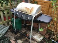 Gas barbeque for sale.