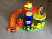 TESCO toy garage
