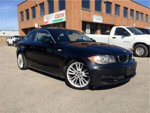 2008 BMW 1 Series NAV!! CLEAN CARPROOF!