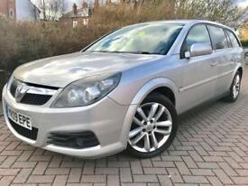 Vauxhall Vectra 1.9 CDTi SRi 5dr ESTATE SERVICE HISTORY LONG MOT