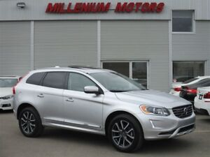 2016 Volvo XC60 T5 AWD PREMIER / B.CAM / BSM / LEATHER / SUNROOF
