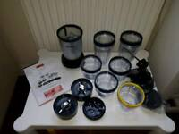 Blender with lots of extras. Excellent condition