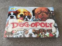 Brand new Dogopoly board game