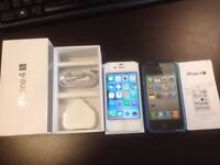 iPhone 4s 16Gb White excellent working condition, no scratches, Accessories