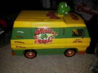 Tmnt party bus