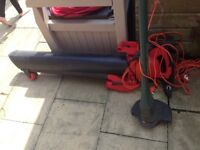 Electric blower / strimmer