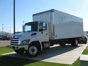 2015 Hino CLEARANCE 358/271 AS 24ft dry 3,300lb galvanize...