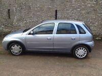 2005 Vauxhall Corsa 5 door - Only 77,000 miles 12 months MOT!