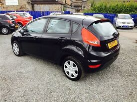 2010 FORD FIESTA 1.2L --20 POUND ROAD TAX --PART EXCHANGE WELCOME