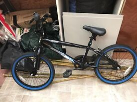 Boys bmx bike, great condition, hardly used