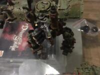 Ork Meka Dread Body and Arms