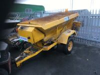 Econ gritter towable