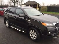 2010 New Model Kia Sorento KX-1 7 seater, one owner from new