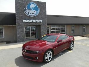 2010 Chevrolet Camaro 2SS ! AUTO! 2,000KM! FINANCING AVAILABLE