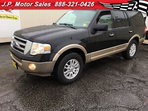 2011 Ford Expedition XLT, Automatic, Leather, Sunroof, Third Row