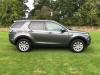 Land Rover Discovery Sport TD4 SE TECH (grey) 2016-07-18