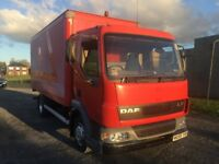 Leyland DAF 45 Box Lorry