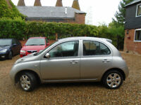 Nice Cheap Micra ready to go with LONG MOT