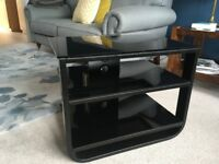 Glass TV Stand (from John Lewis)