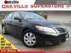 2010 Toyota Camry LE | LOW KM's | A/C | UBER DRIVERS SPECIAL |