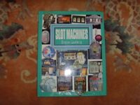 SLOT MACHINE HARD BACK BOOK - 50P