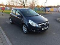 Vauxhall Corsa 1.2 Diesel 2007 leather Interior & Low Mileage only 50k Immaculate Condition
