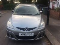 MAZDA 5 2010 with 1 year Pco badge