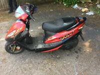 Sym f1 moped 125