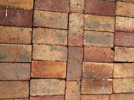 Bricks from 1970 bungalow demolition near Easingwold