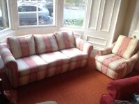 3 piece suite great condition, can be sold separately
